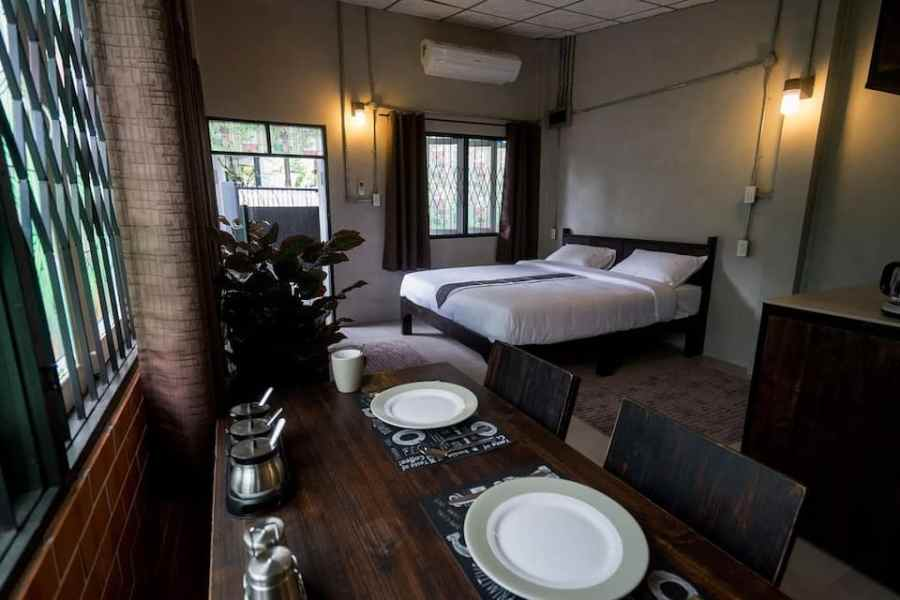 Private House in Chiangmai's Historic City
