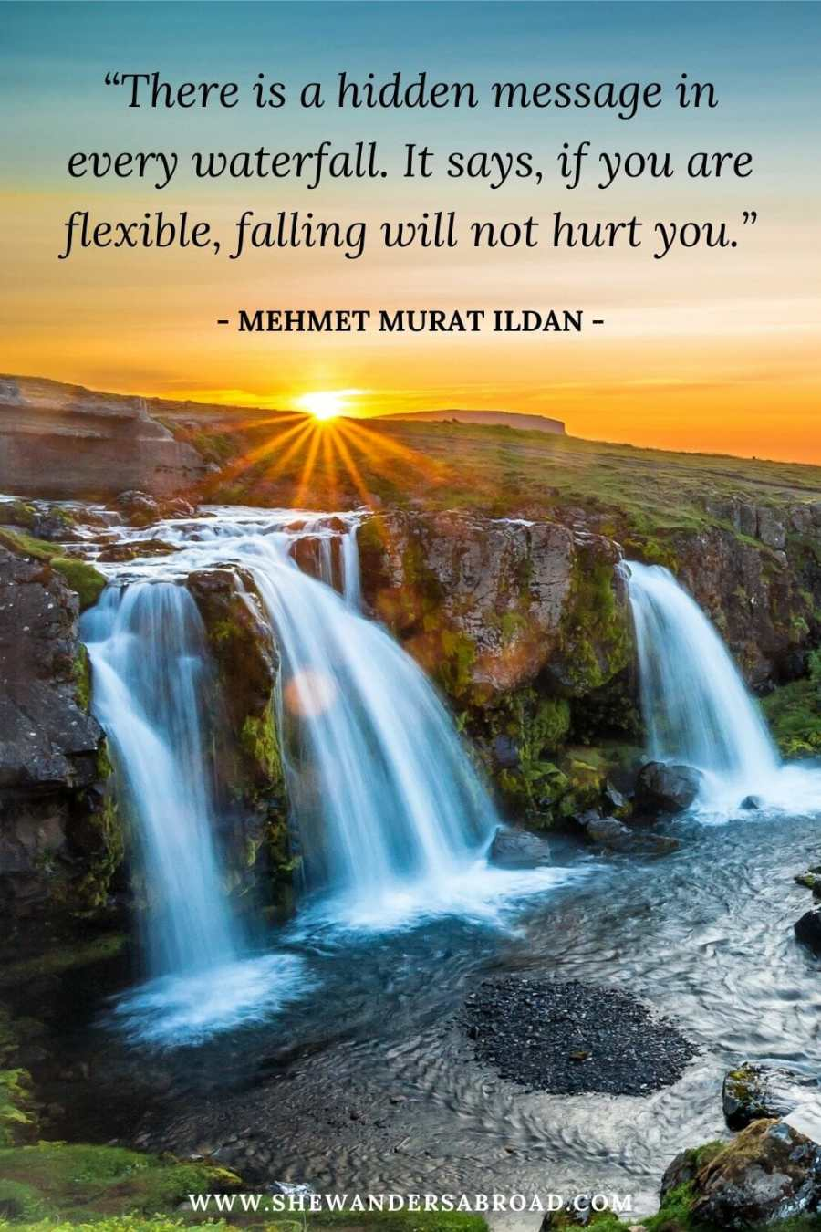 Funny waterfall quotes that will make you laugh