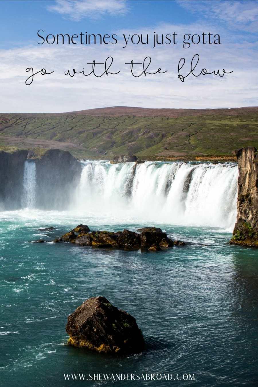 Hilarious waterfall puns