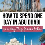 How to See the Best of Abu Dhabi in One Day