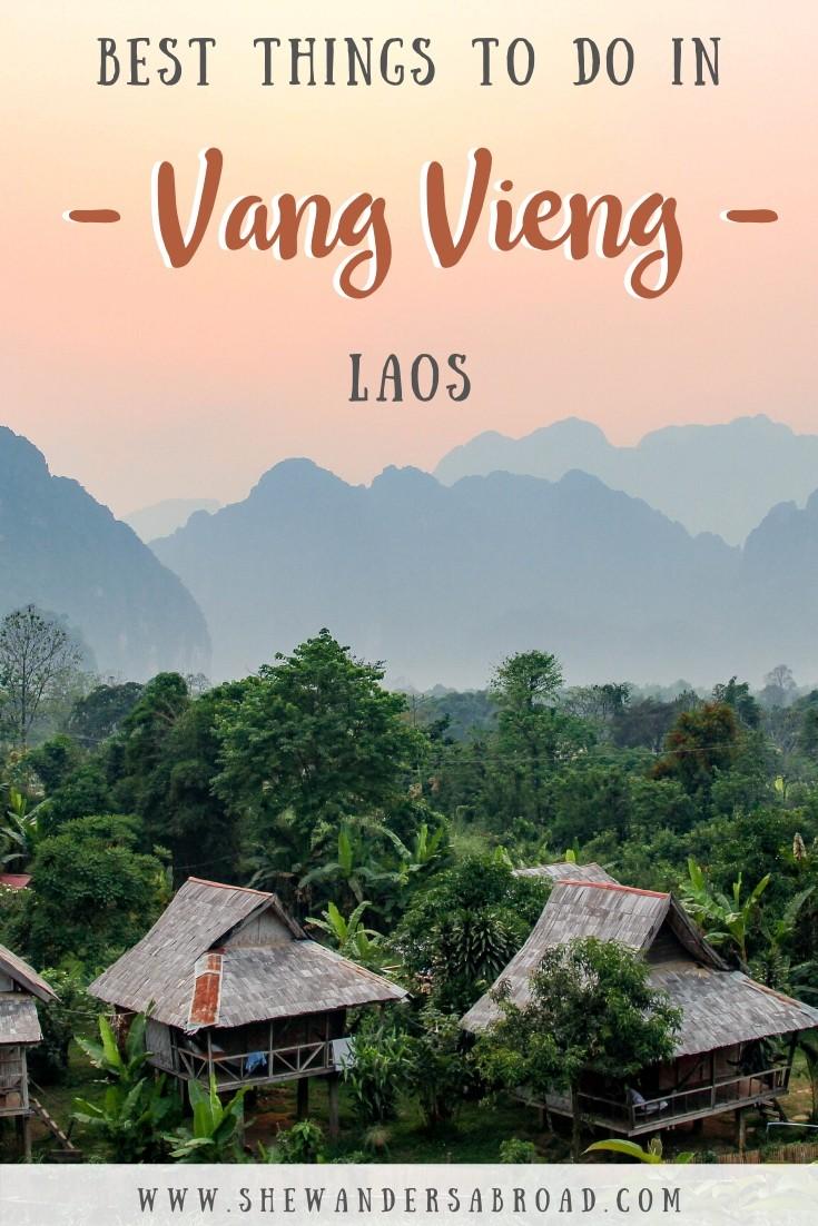 Top 10 Best Things to Do in Vang Vieng, Laos
