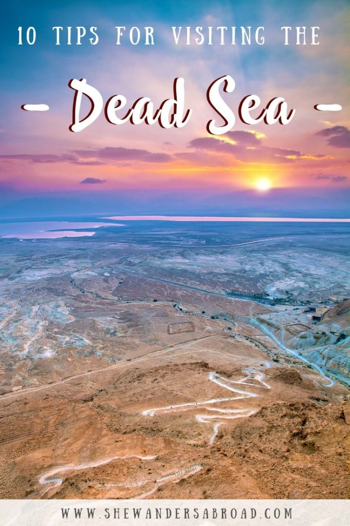10 Tips for Visiting the Dead Sea