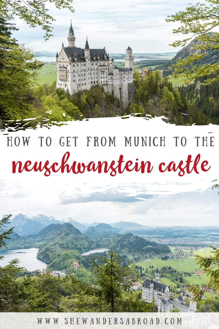 How to Get to Neuschwanstein Castle from Munich