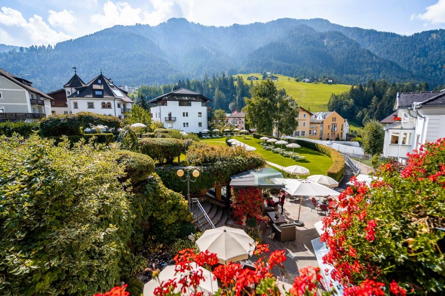 Hotel Angelo Engel in Val Gardena, Dolomites