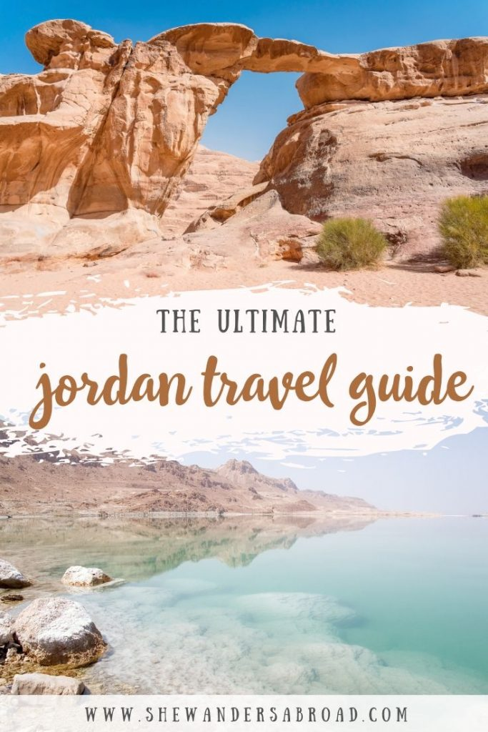The Ultimate Jordan Travel Guide for First Time Visitors