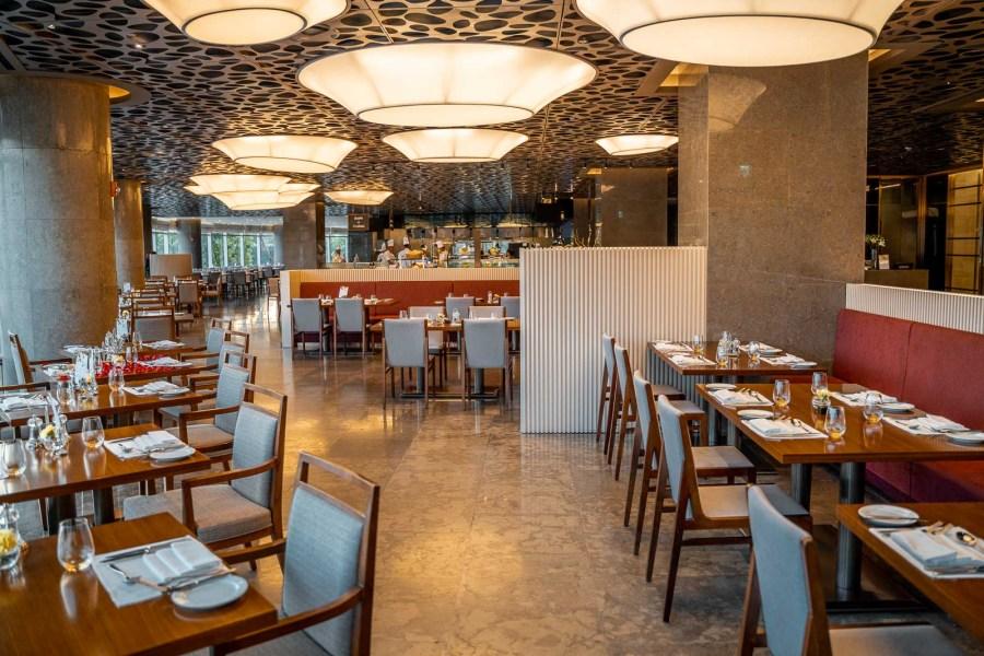 La Seine Restaurant at Lotte Hotel Yangon