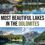 Top 11 Most Beautiful Lakes in the Dolomites You Can't Miss