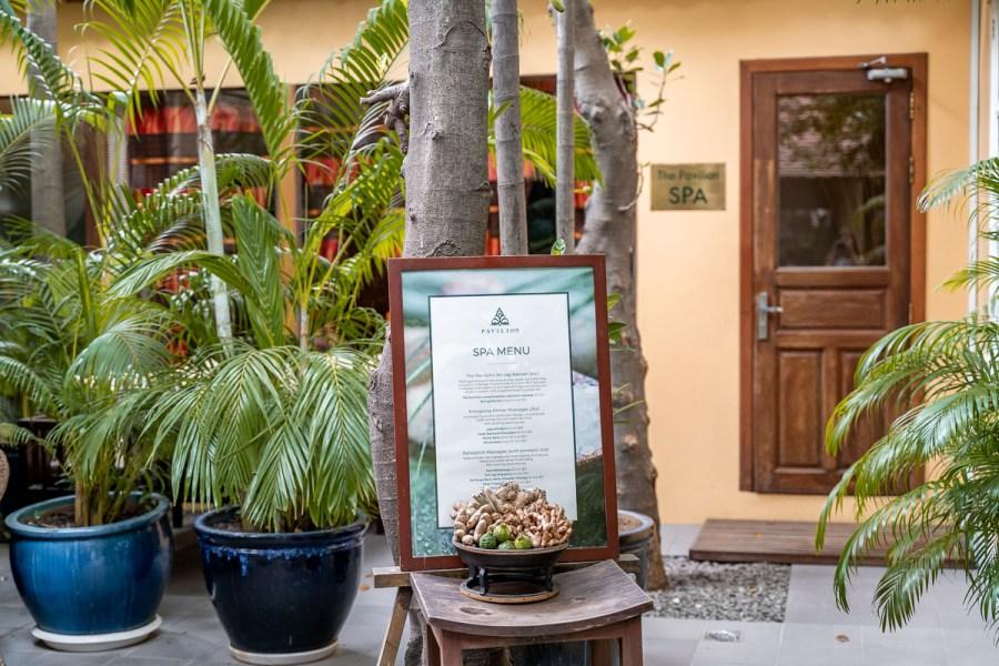 Spa at Pavilion Phnom Penh