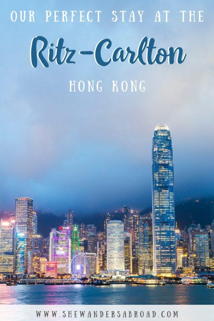 The Ritz-Carlton Hong Kong - Hotel Review