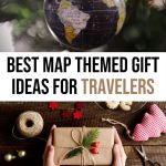 25 Best World Map Gift Ideas for Travel Lovers