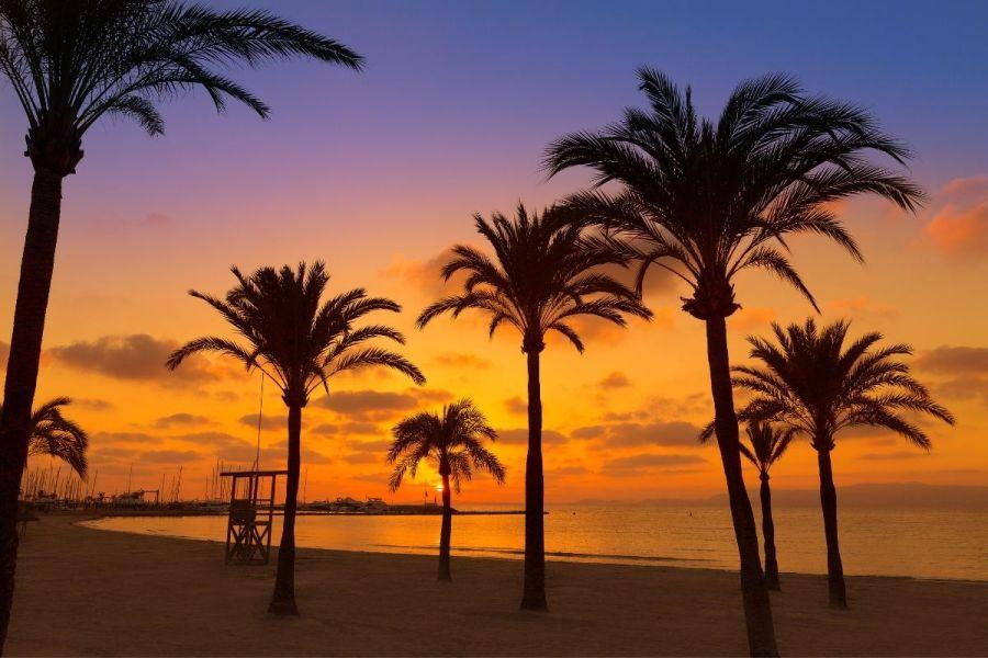 S'Arenal, Mallorca, Spain