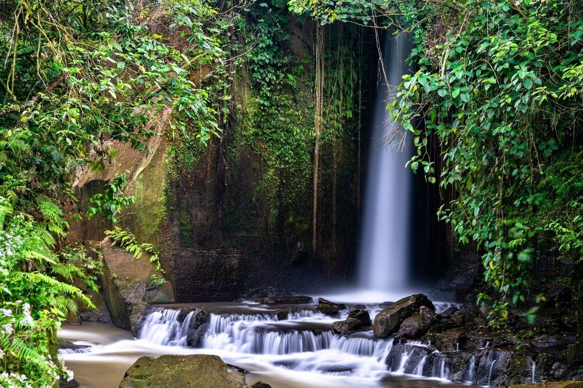 Sumampan Waterfall in Bali