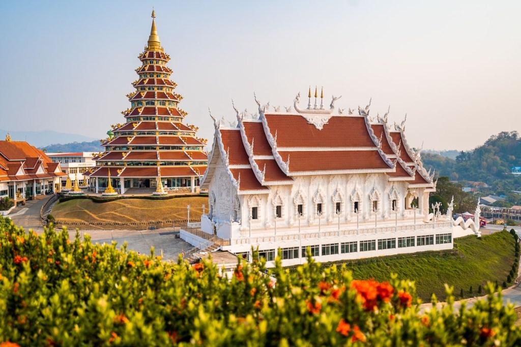 9 Tier Pagoda in Chiang Rai