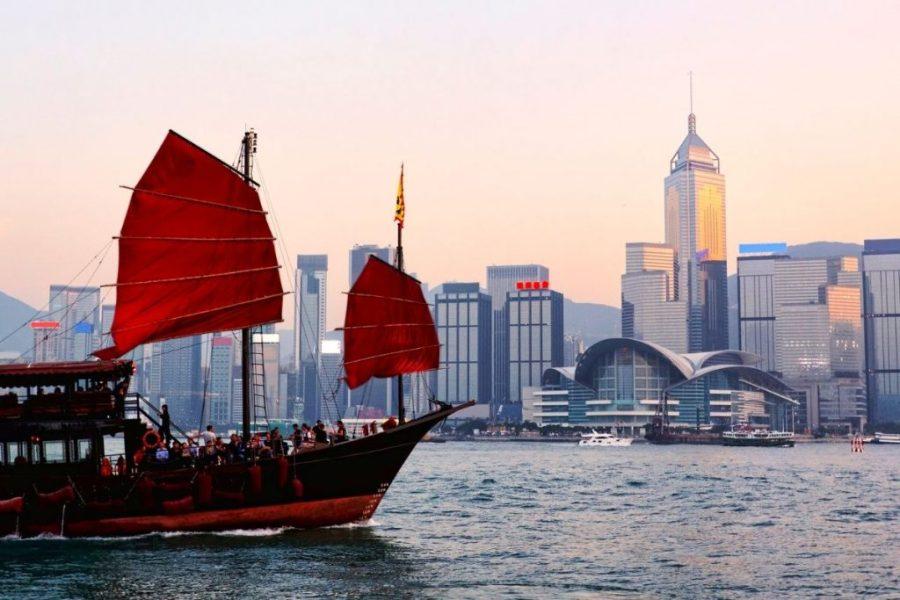 Hong Kong Junk Boat Cruise
