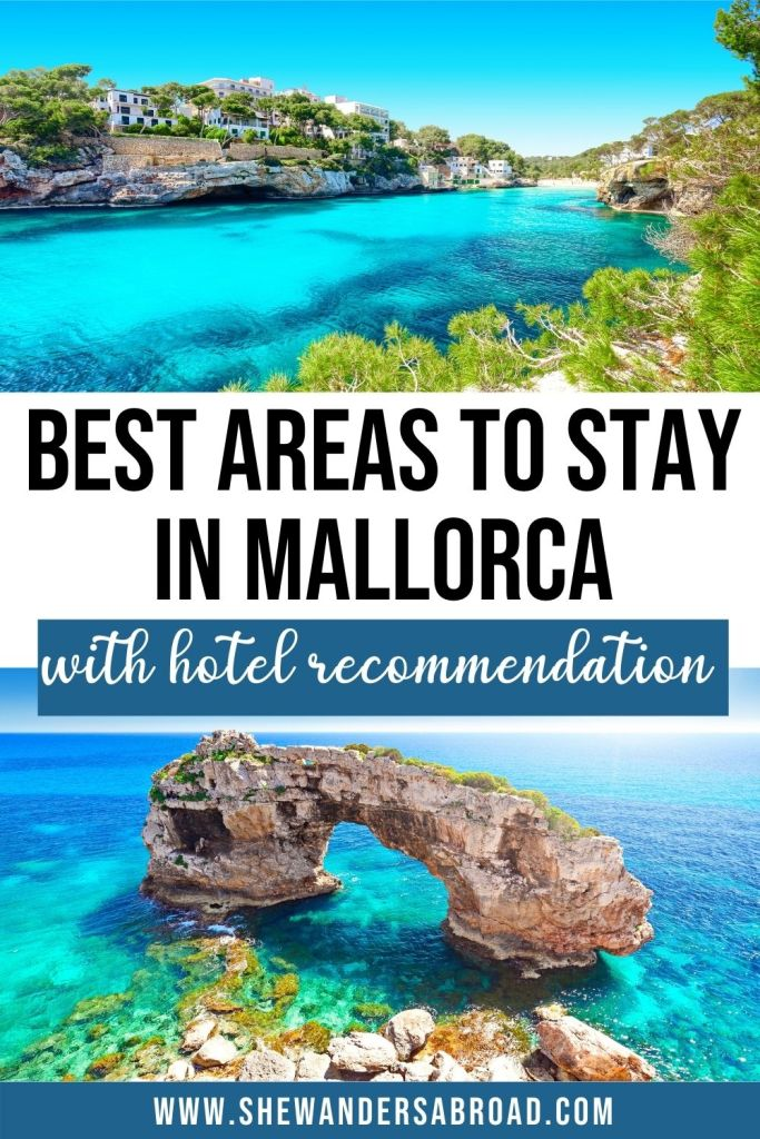 12 Best Places to Stay in Mallorca: Best Towns & Hotels