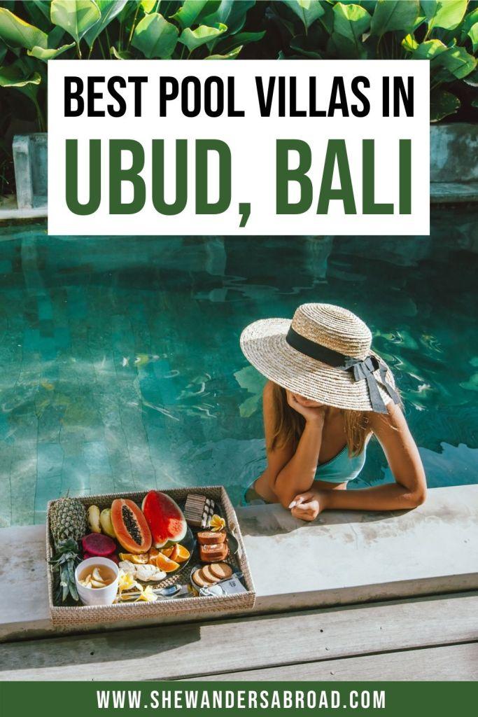 15 Best Private Pool Villas in Ubud, Bali