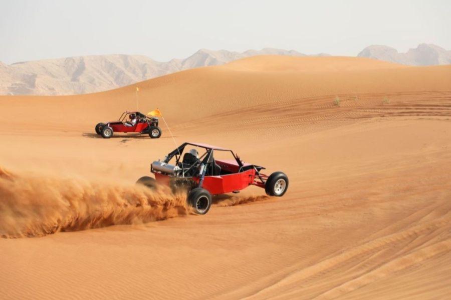 Ranger Dune Buggy Dubai Desert
