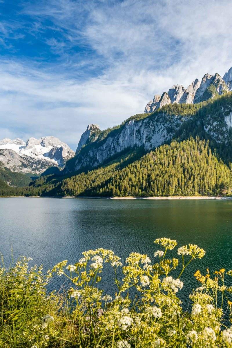 Gosauseen, Austria