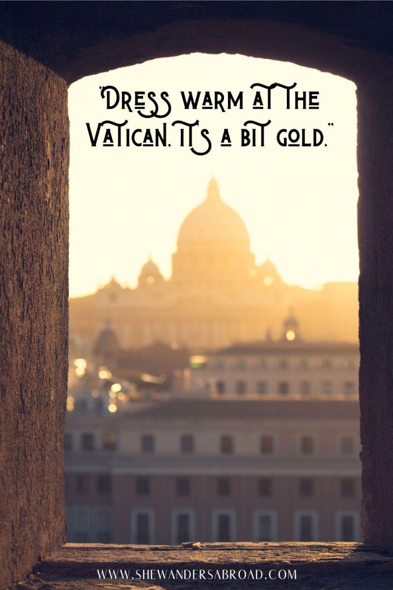 Short Rome Puns for Instagram
