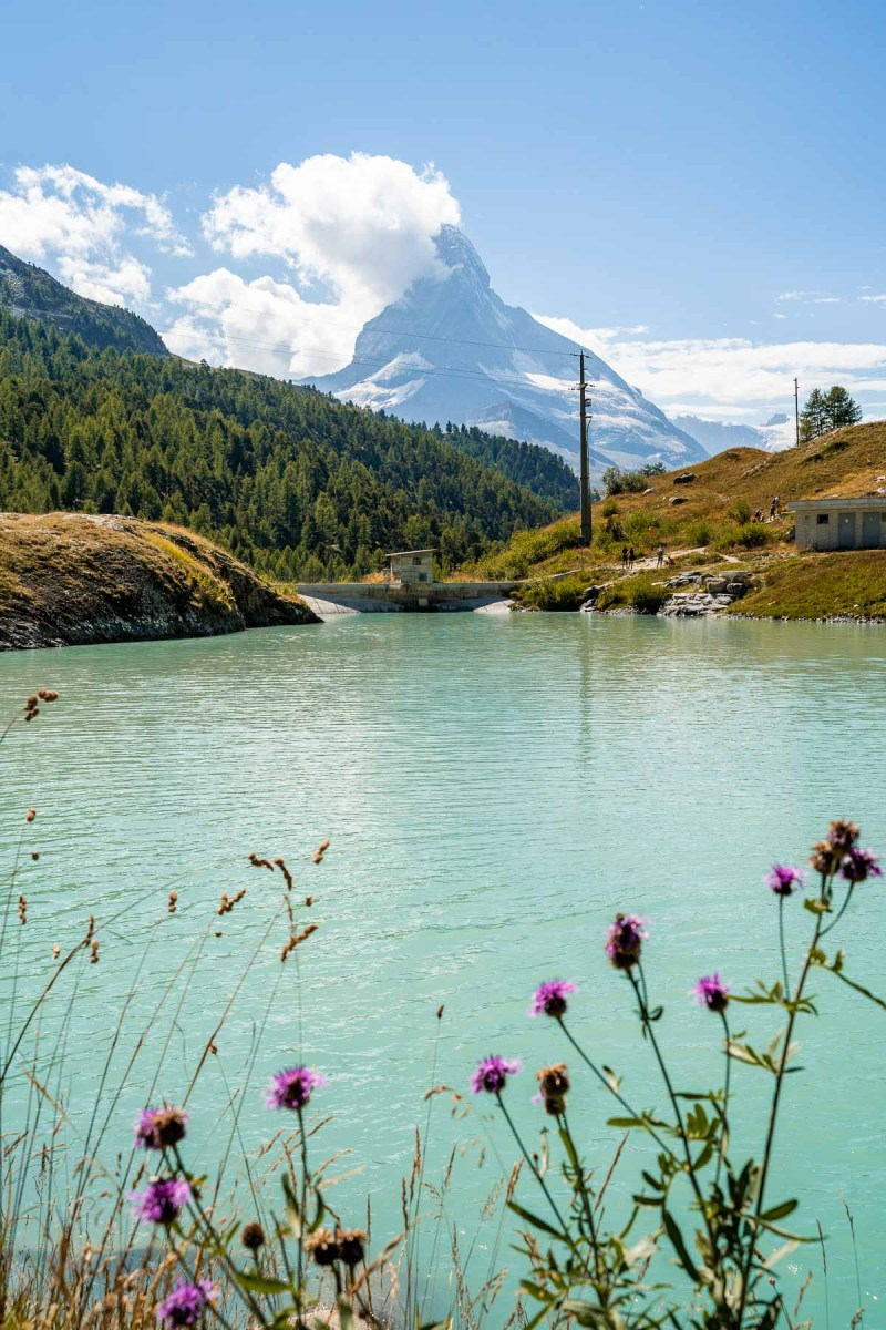 Zermatt 5 Lakes Hike
