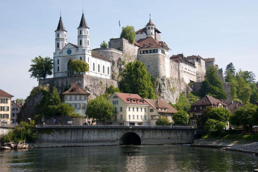 Aarburg Castle, Switzerland