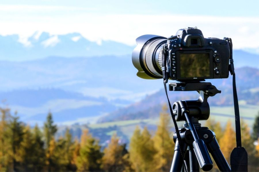 Best Cameras for Blogging in the Nature