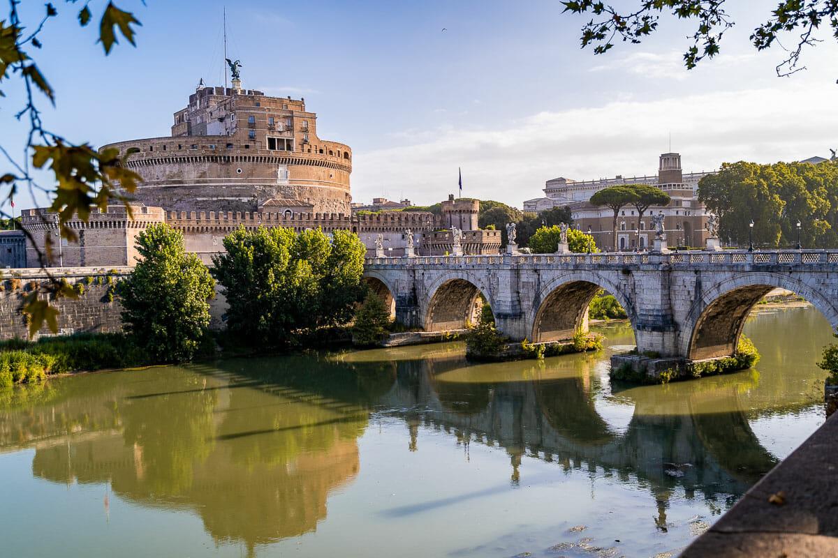 Castel Sant' Angelo, Rome