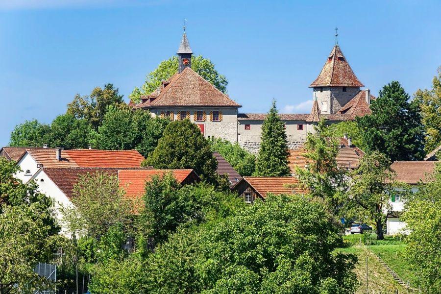 Kyburg Castle, Switzerland