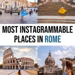 15 Best Rome Instagram Spots for Stunning Photos