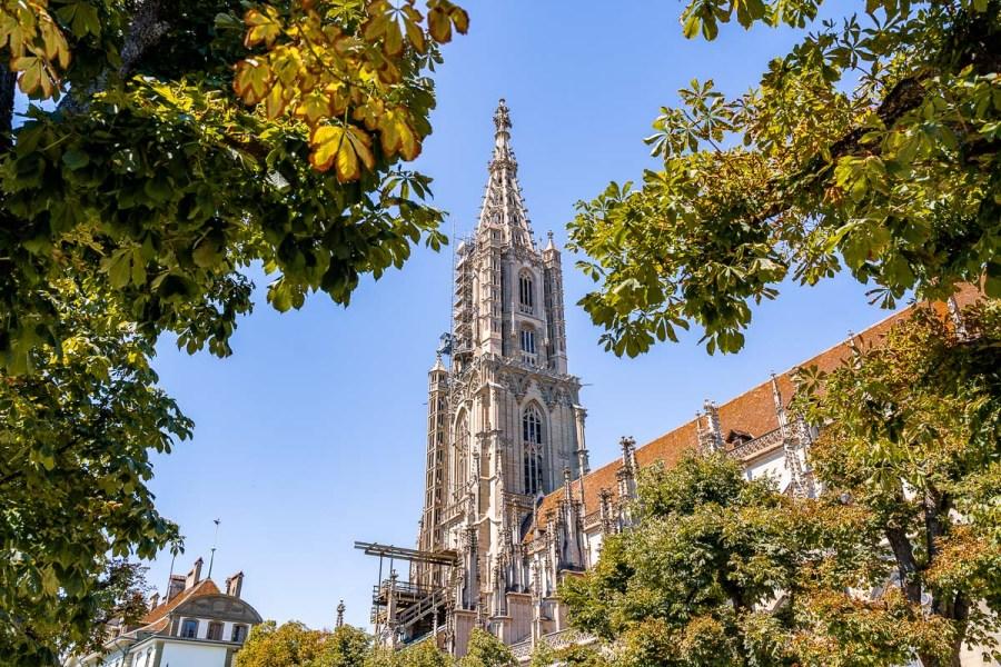 Cathedral of Bern, Switzerland