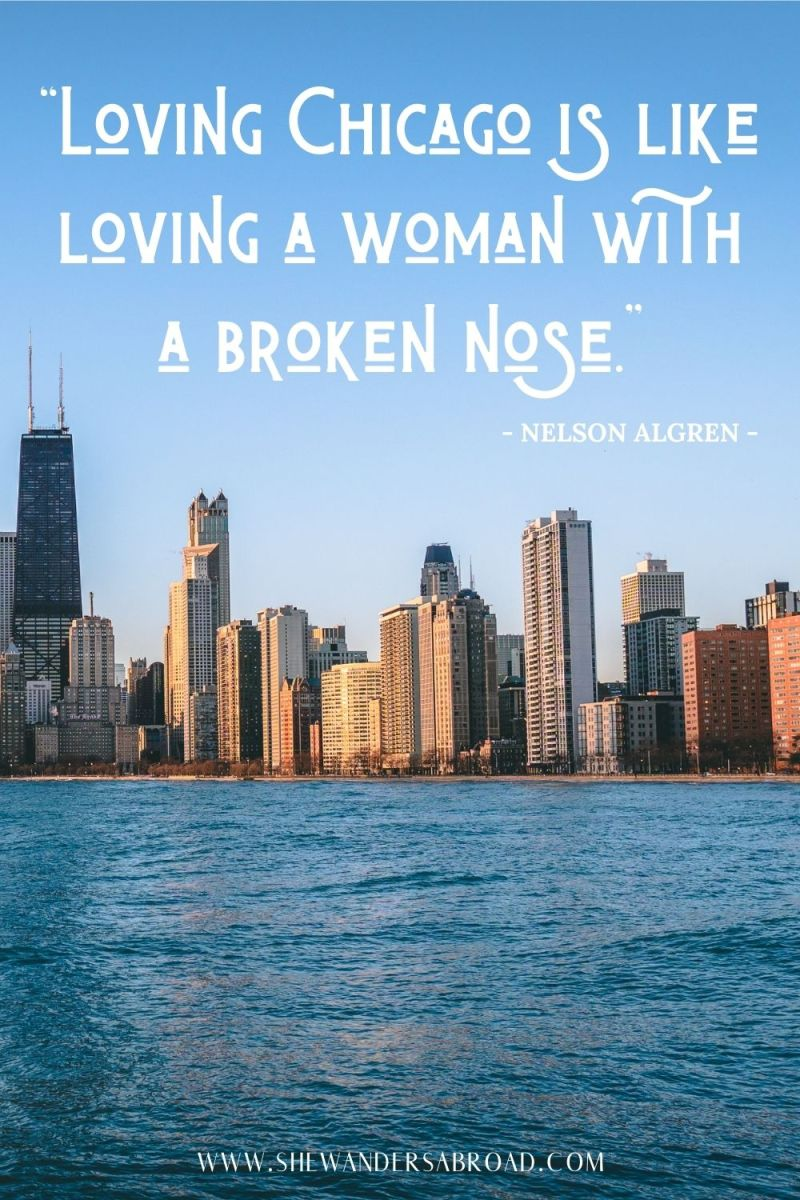 Funny Quotes About Chicago