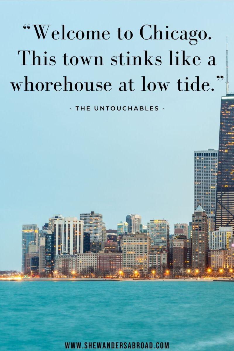 Chicago Movie Quotes