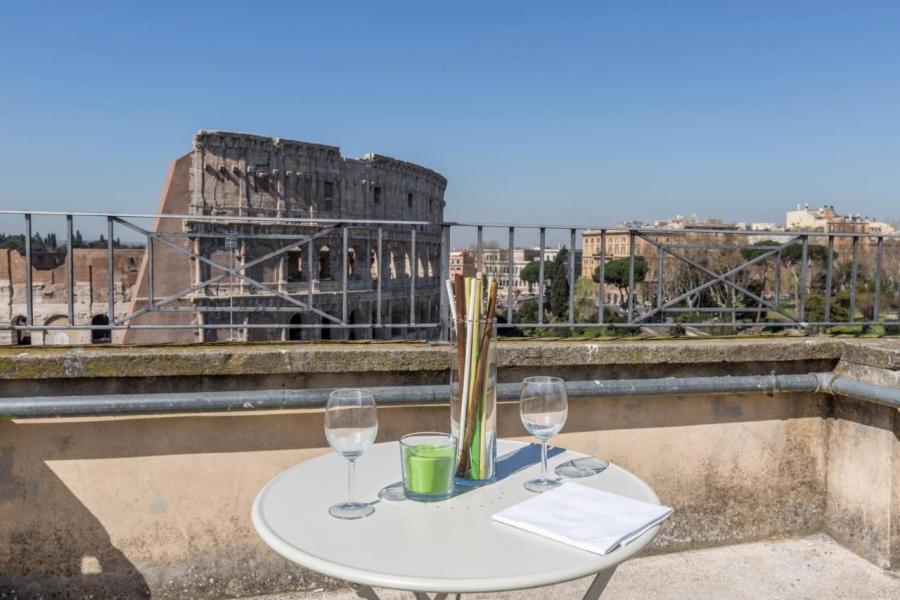 EVE Penthouse Colosseo