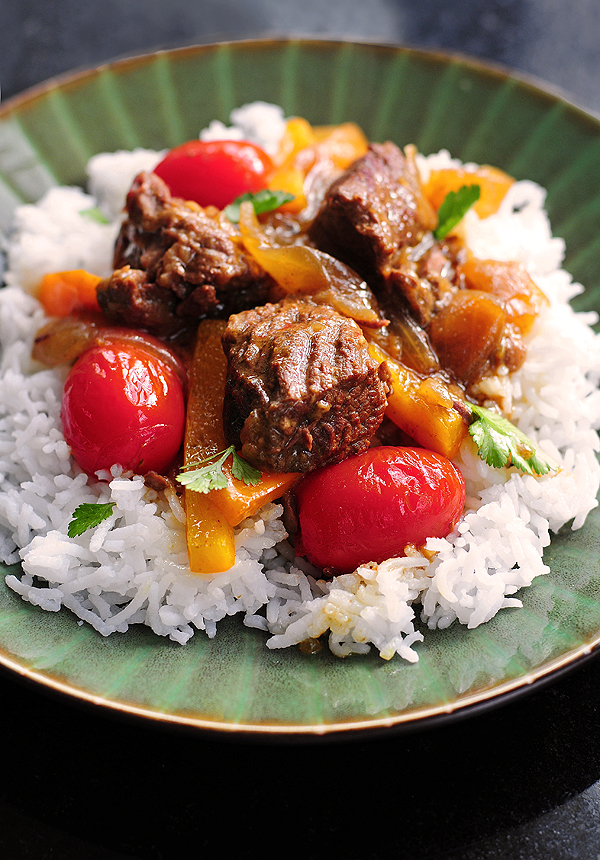Coconut Curry Beef Recipe