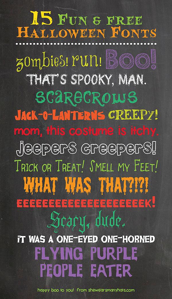Creepy Woods Names