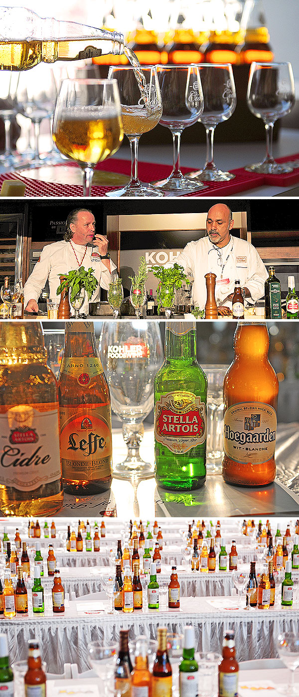 Kohler Food and Wine Experience
