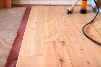 Tips for DIY Hardwood Floors Installation | She Wears Many ...