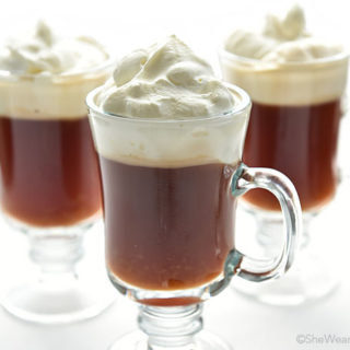 Irish Coffee Cocktail Recipe | shewearsmanyhats.com