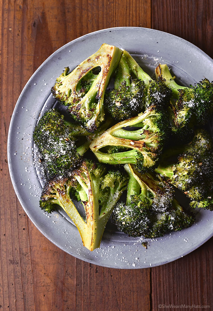 Best Roasted Broccoli Recipe