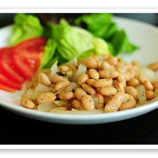 White Bean Sauté
