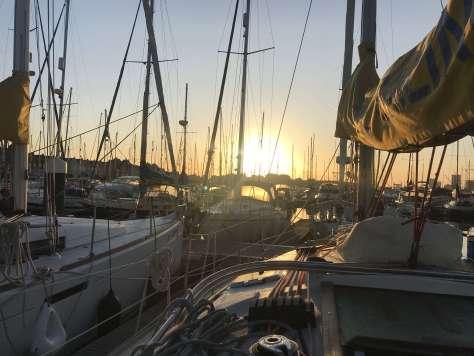 Chatham Marina - Sunrise