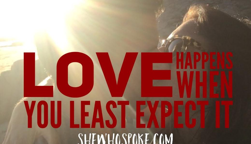love   expectations   relationships   dating   life   positive thinking