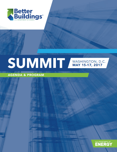 2017 BetterBuildings Summit Program pdf