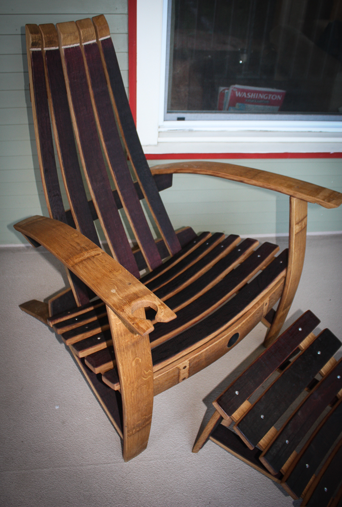 wine barrel chair best bean bag chairs glass holder oak 1 of she works wood 674 1000 pixels stay marks