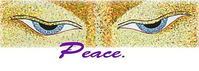 Peace Eyes tight