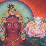 Red Tara – Tara of the Bodhichitta