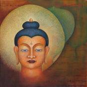 Bodhi Insight Original Painting Acrylic on Canvas