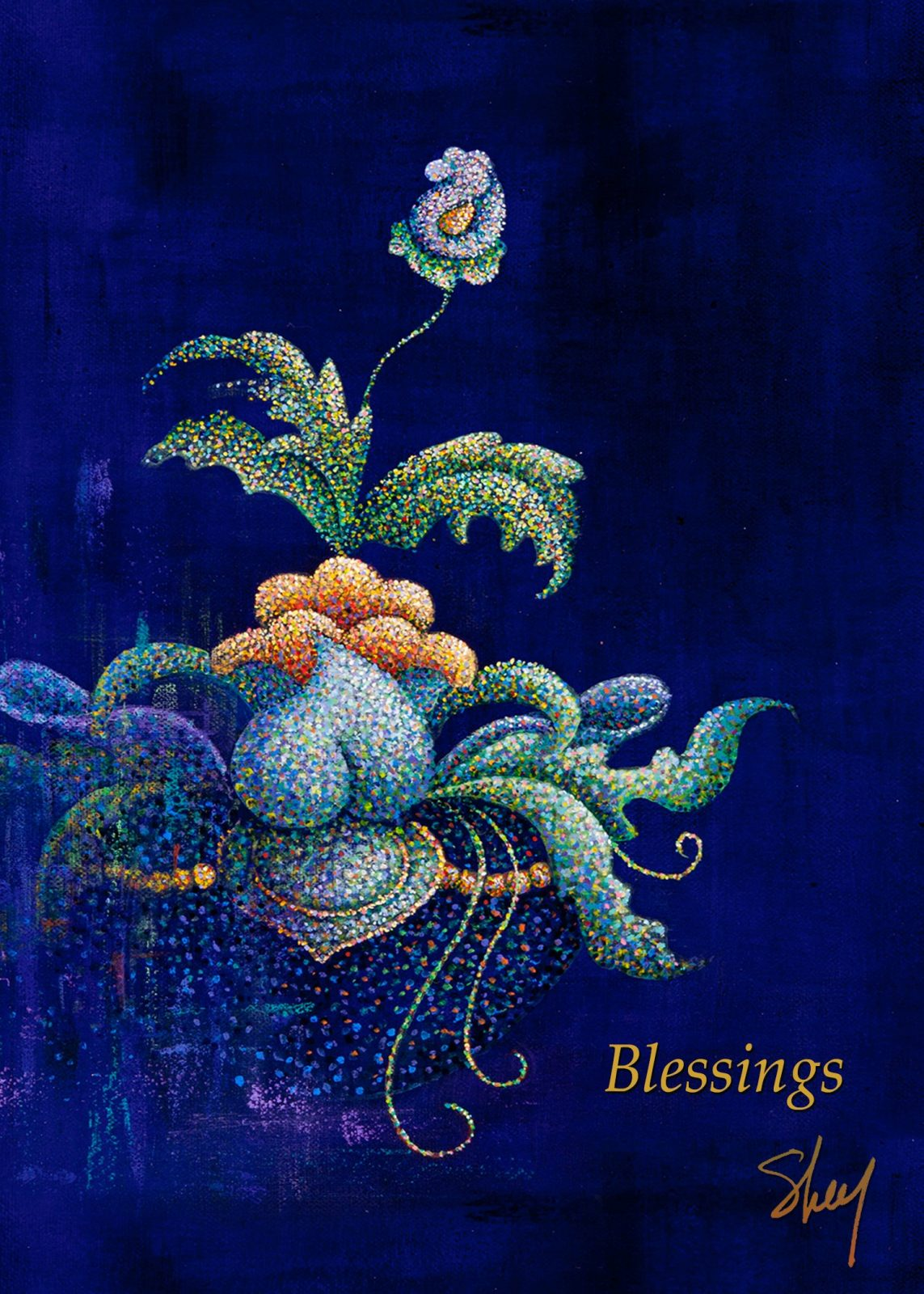 Greeting Cards - Blessings