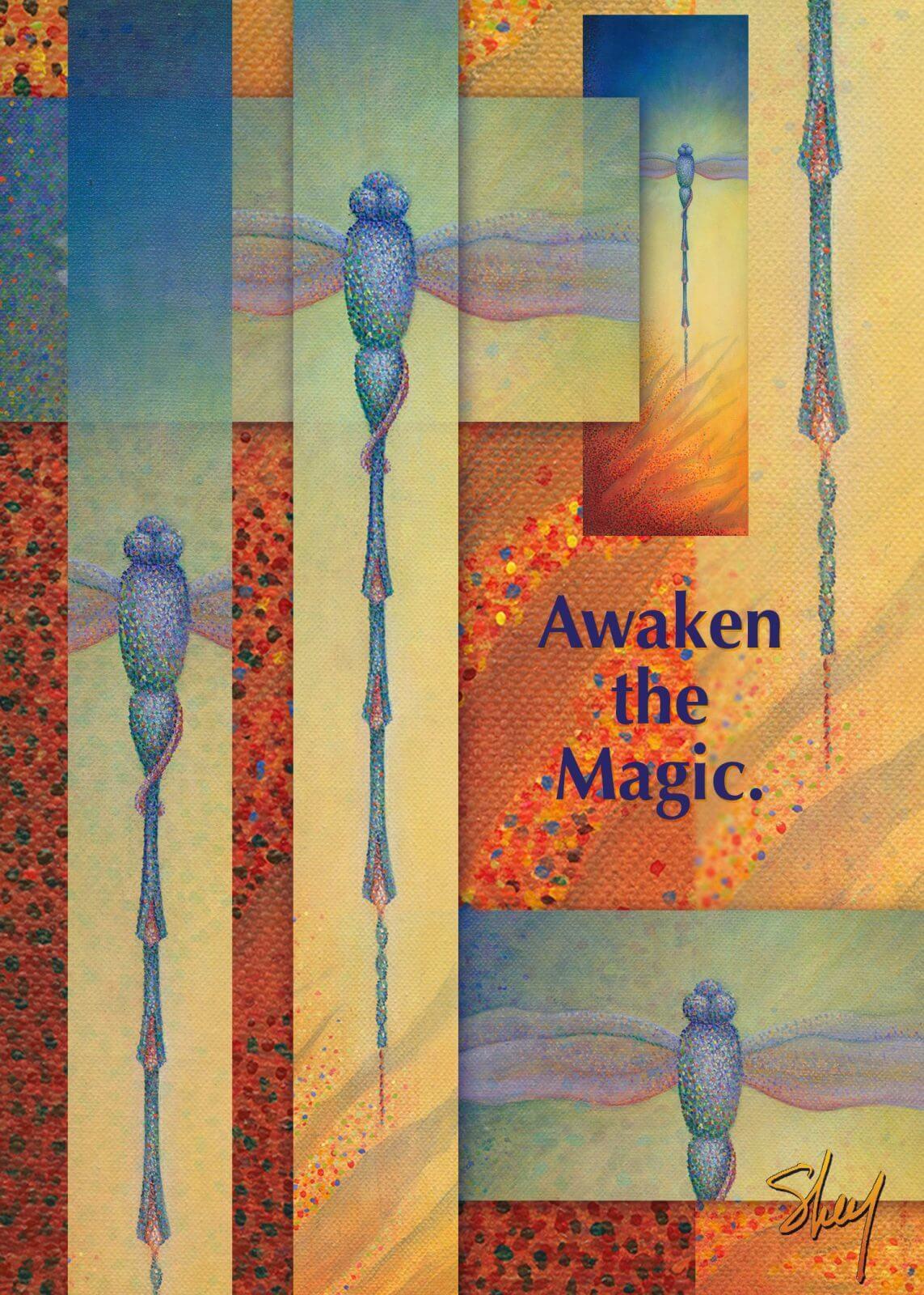 Greeting Cards - Awaken the Magic
