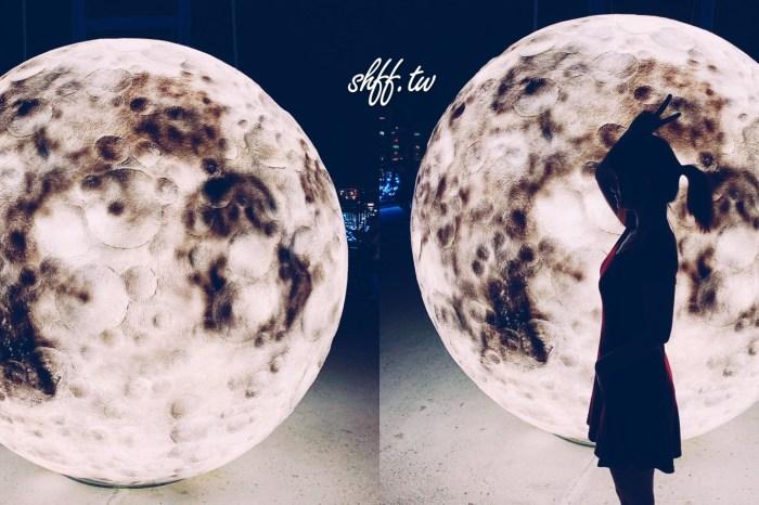 新月橋月亮